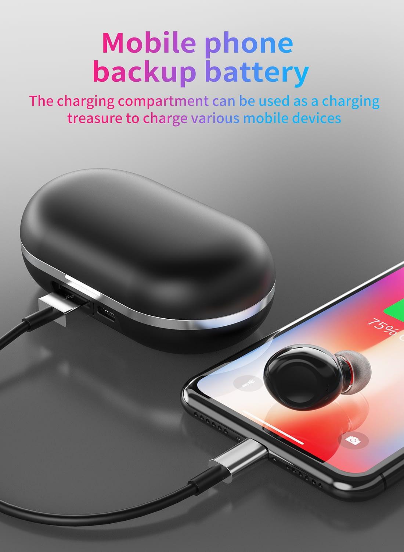 ZLT01 TWS Earphone wireless bluetooth 5.0 (8)