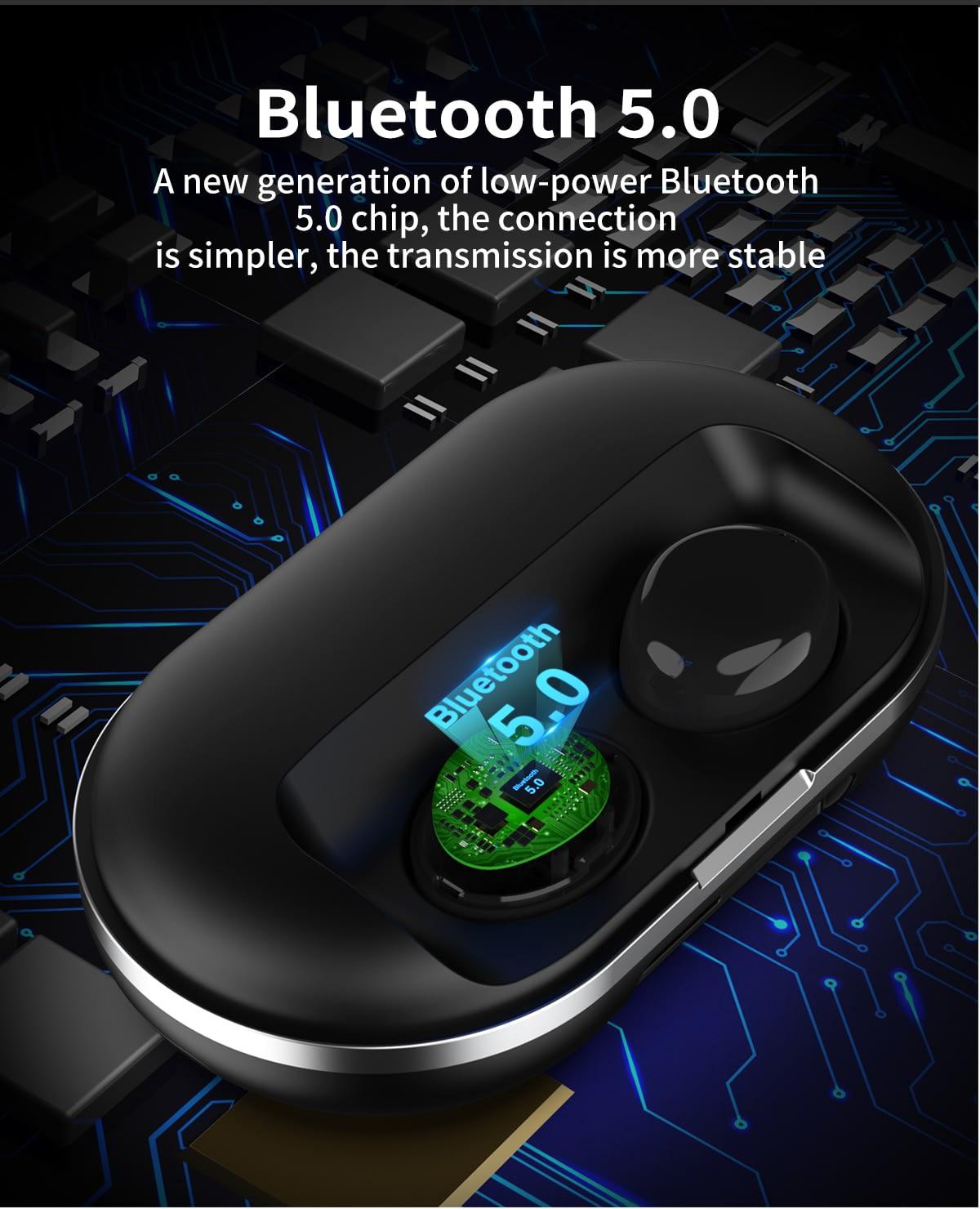 ZLT01 TWS Earphone wireless bluetooth 5.0 (18)