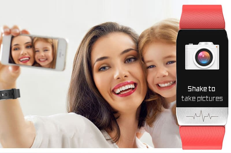 T11 ECG Health care smart watch