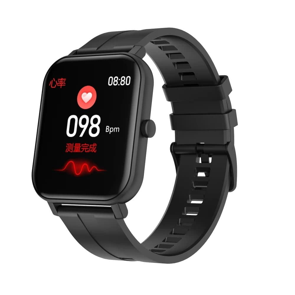F22 Smart Watch 1.4inch wristband body temperature heart rate (3)