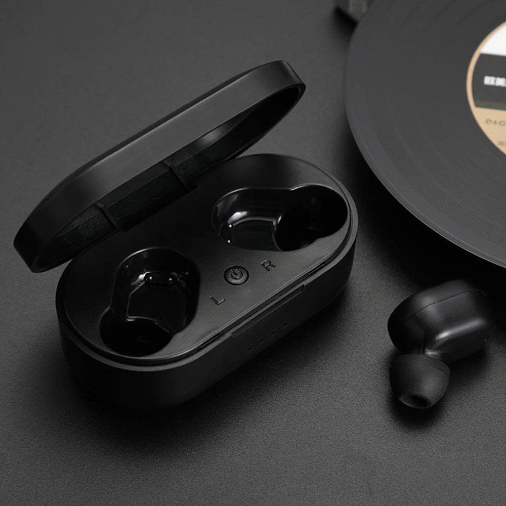 M1 TWS Earphone bluetooth 5.0 wireless earbuds (21)