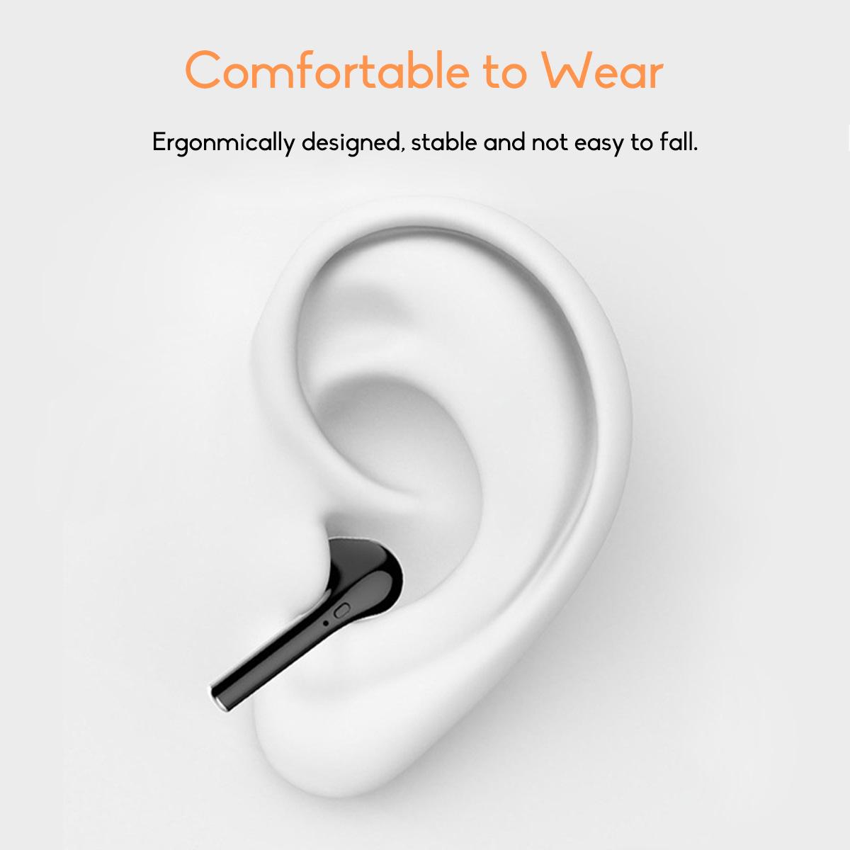 M6s tws earphone wireless bluetooth 5.0 earbuds (11)