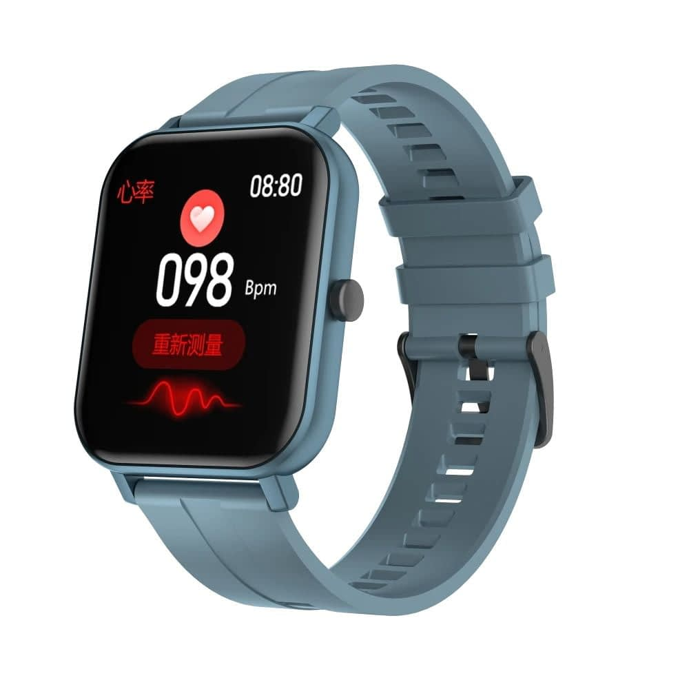 F22 Smart Watch 1.4inch wristband body temperature heart rate (4)