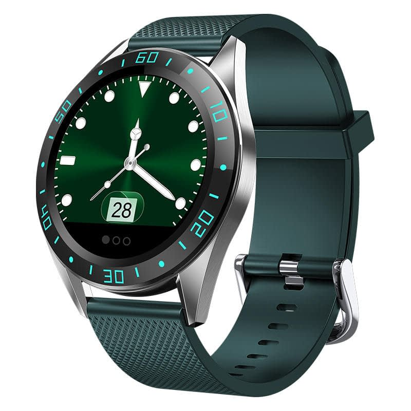 gt105 smart watch 1.22 inch heart rate blood pressure monitor (12)