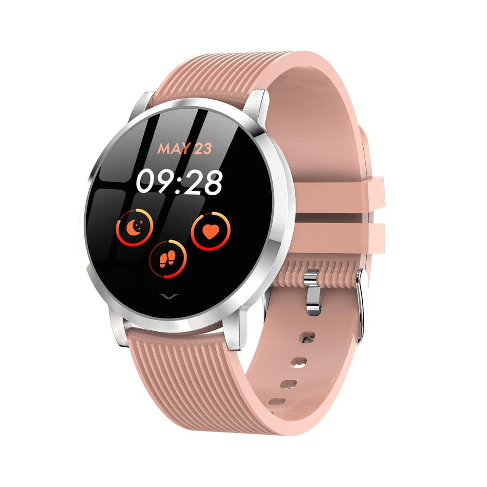 LV09 Smart Watch 1.3 inch custom dial real-time heart rate monitor (5)