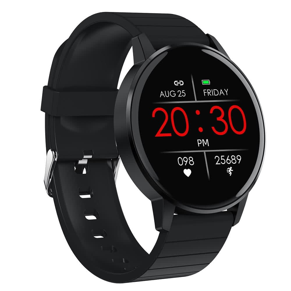 T4 pro 1.3 inch touch screen heart rate blood pressure oxygen (22)