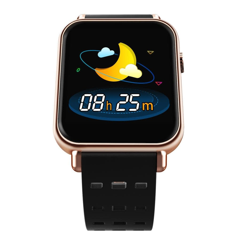 Y6 pro Smart watch fun dynamic icon hr blood pressure (18)