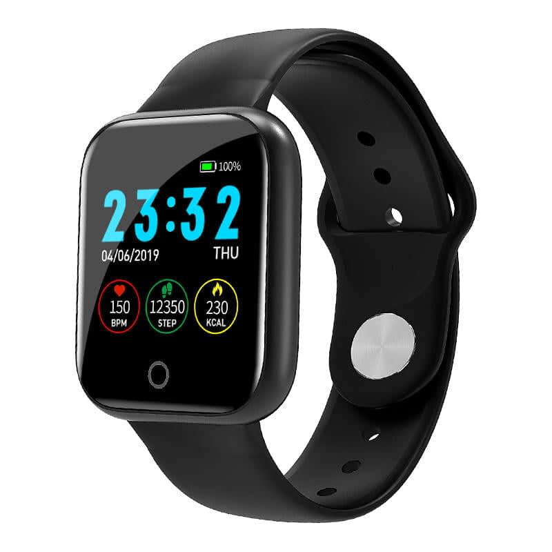 i5 real time heart rate o2 monitor smart watch (9)