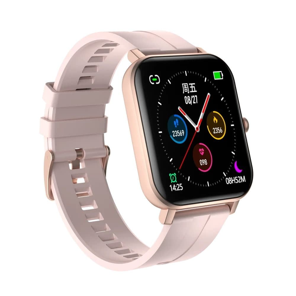 F22 Smart Watch 1.4inch wristband body temperature heart rate (9)