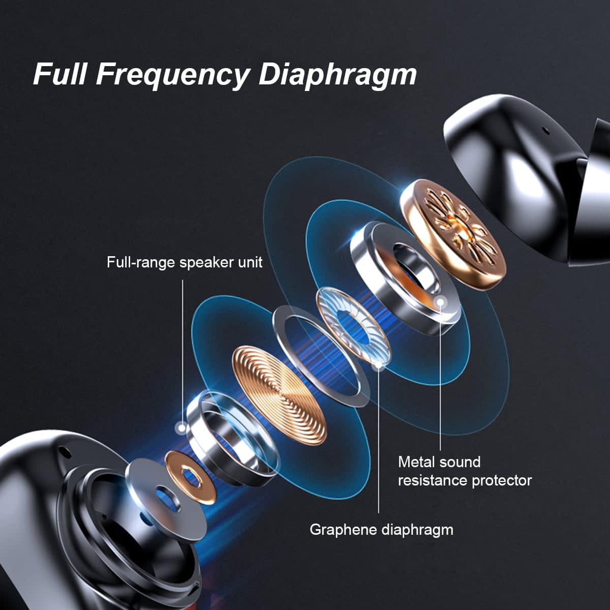 T8 tws wireless earphone bluetooth 5.0 (18)