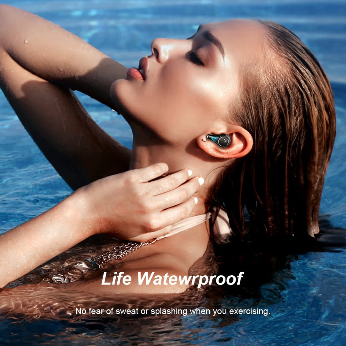 T8 tws wireless earphone bluetooth 5.0 (9)