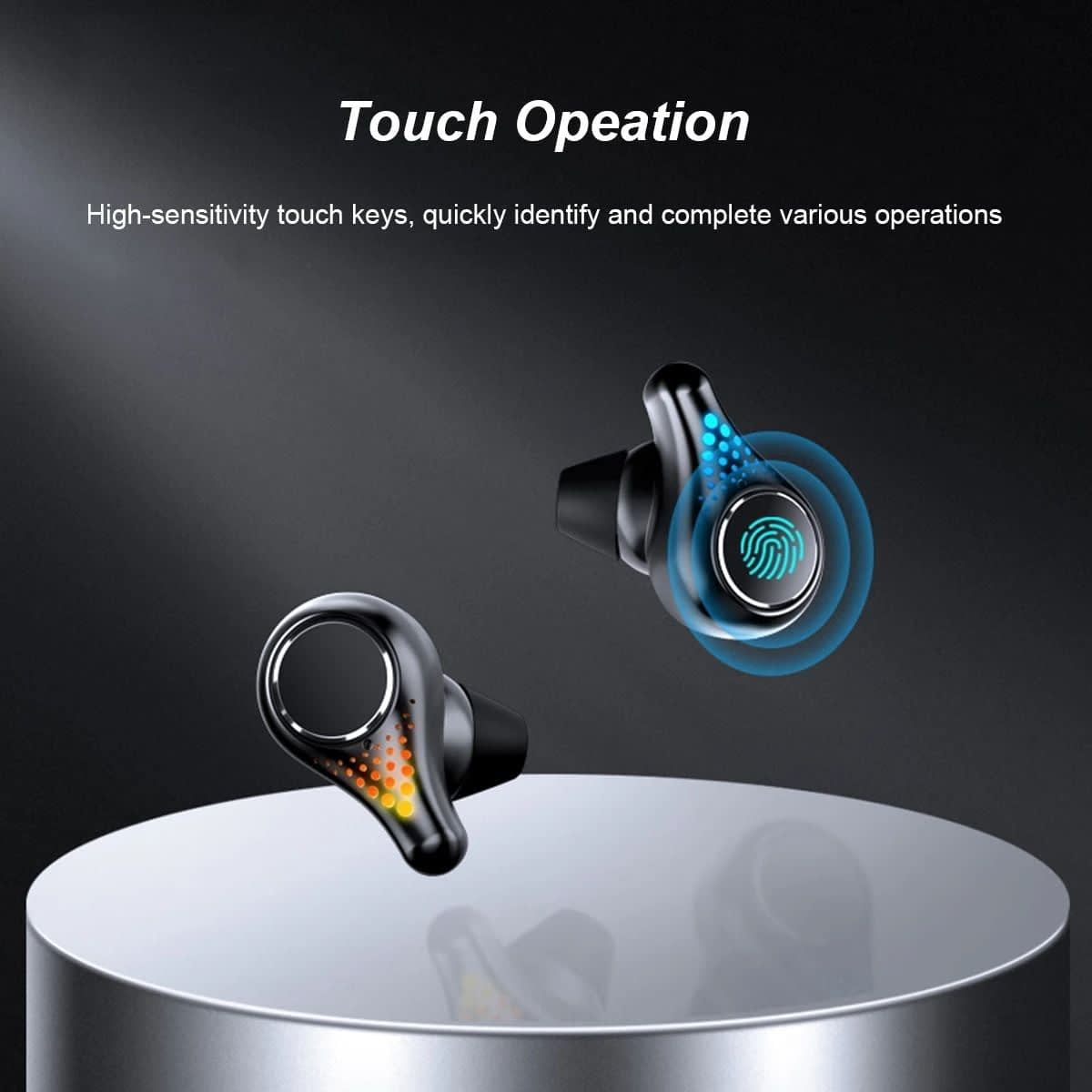 T8 tws wireless earphone bluetooth 5.0 (13)