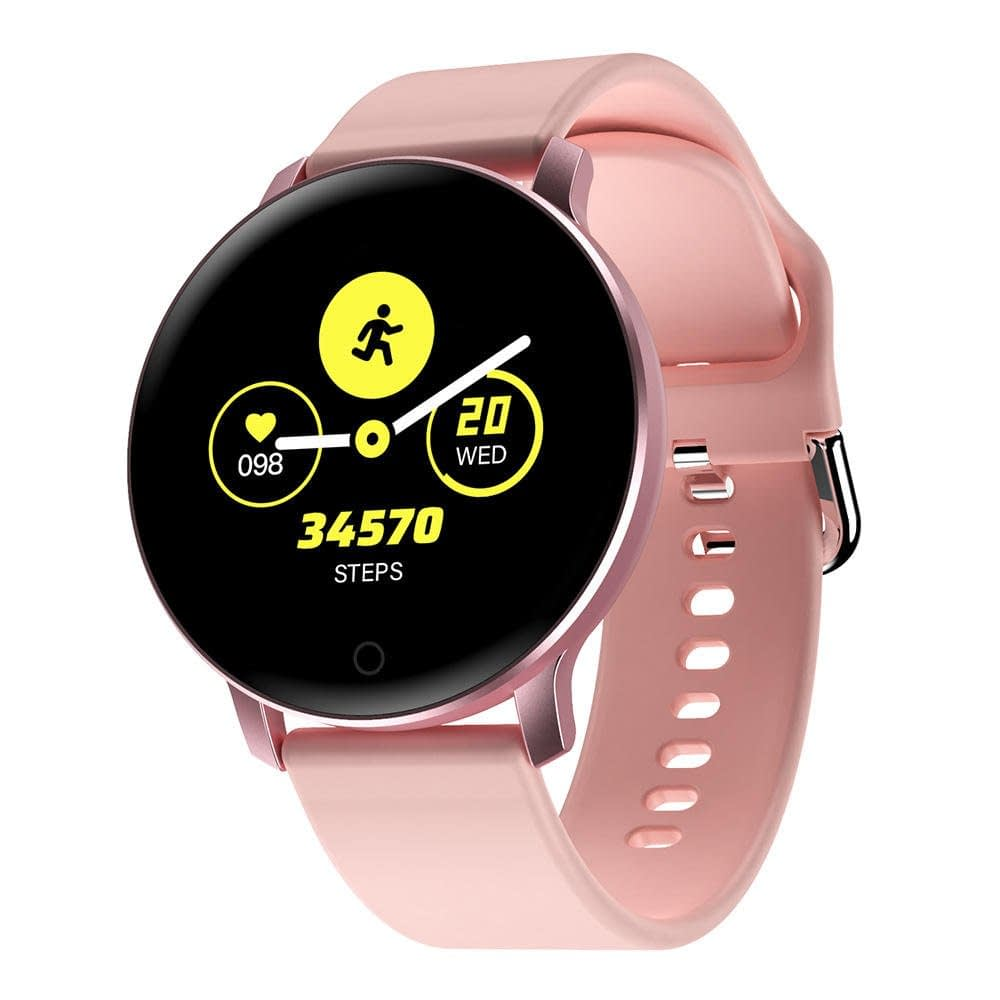 X9 1.3 inch heart rate blood pressure monitor smart watch (13)