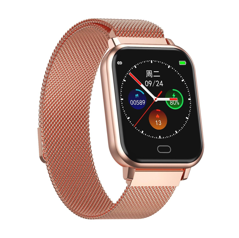 Watch 6 heart rate blood pressure oxygen monitor wristband (1)